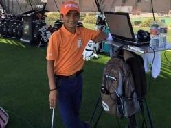 Shubham Jaglan - India's Answer to Tiger Woods?