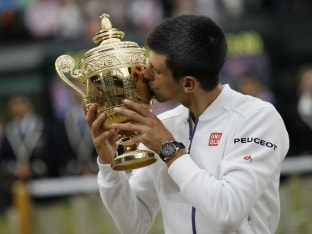 Novak Djokovic, Serena Williams Reign Despite Sudden Impact Shocks