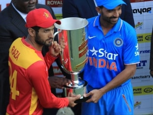 India to Tour Zimbabwe In June For Limited-Overs Matches