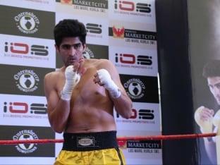 Vijender Singh Vows To Continue Winning Streak Against Andrzej Soldra