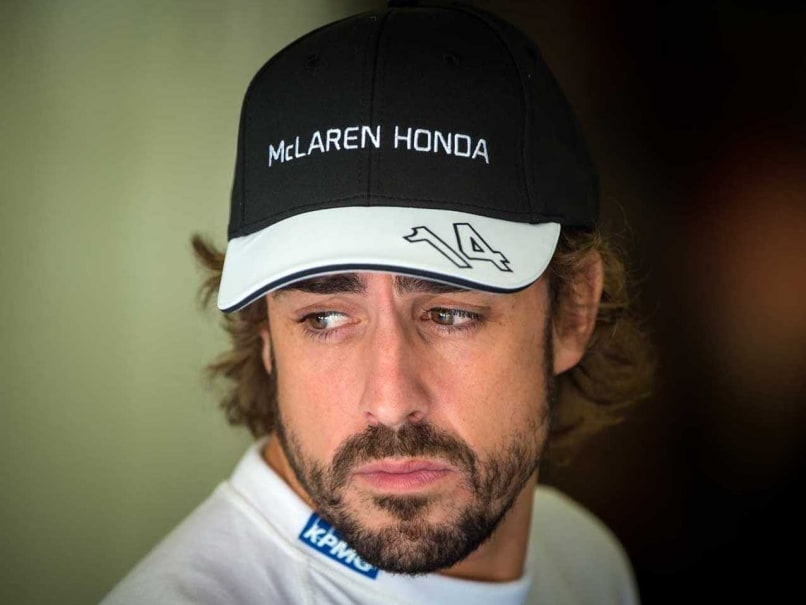 "Alonso: ""I don't care... I give up!"""