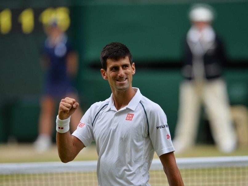 Novak Djokovic Wimbledon champ