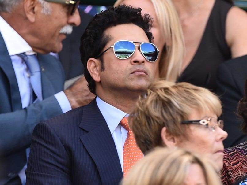 Sachin Tendulkar Wimbledon