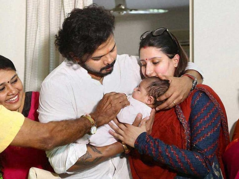 s sreesanth returns to training after court drops spot