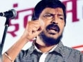 Republican Party of India Chief Athawale to Contest Mumbai Cricket Polls, May Get Sharad Pawar's Support