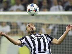 Chiellini Suffers Muscle Tear Before Champions League Final