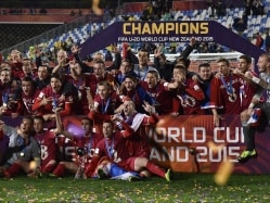 Serbia Stun Brazil to Lift FIFA Under-20 World Cup