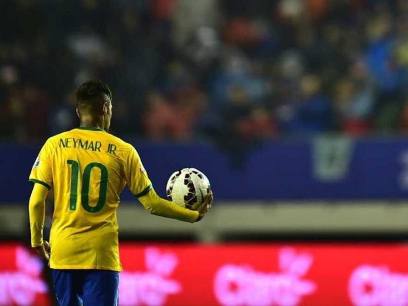 news dunga lauds brazil match winner neymar