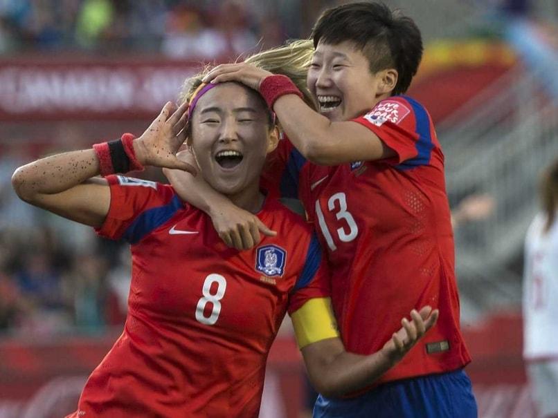 Video: Nữ Hàn Quốc vs Nữ Tây Ban Nha