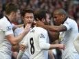 Steven Gerrard Sent Off as Juan Mata Brace Ends Liverpool's Unbeaten Run