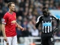 Cisse, Evans Banned Over Spitting Incident