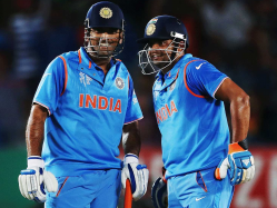 MS Dhoni Wants Suresh Raina to Bat at No. 4, With an Eye on World T20
