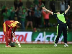 World Cup: Zimbabwe Fume Over Controversial John Mooney Catch