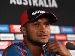 Shakib Al Hasan Banned For Abusing Umpire in Bangladesh Premier League