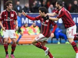 AC Milan Labour to Goalless Draw with Chievo