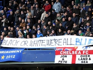 Chelsea Fans in New Race Row, Say Reports
