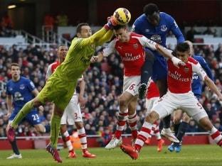 Monaco Shock Behind Arsenal, Claims David Ospina