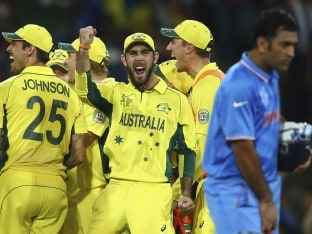 Australia Break Indian Hearts in Sydney, Storm Into World Cup 2015 Final