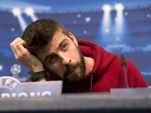 Barcelona Star Gerard Pique Fined for Insulting Traffic Police