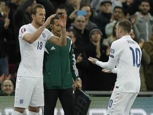 Euro 2016 Qualifiers: Wayne Rooney, Harry Kane Shine for England, Spain Beat Ukraine