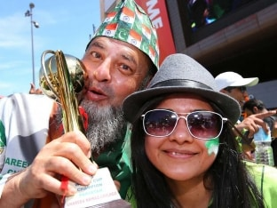 Pakistan Fans Call India's World Cup Exit Their 'Revenge'