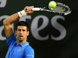 Surging Novak Djokovic Takes Aim at March Title Double