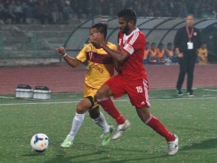 I-League: Royal Wahingdoh FC Beat Pune FC 2-0