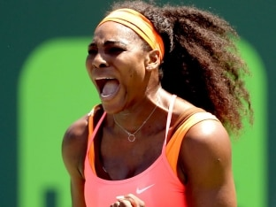 Williams Sisters Storm into Miami Quarterfinals