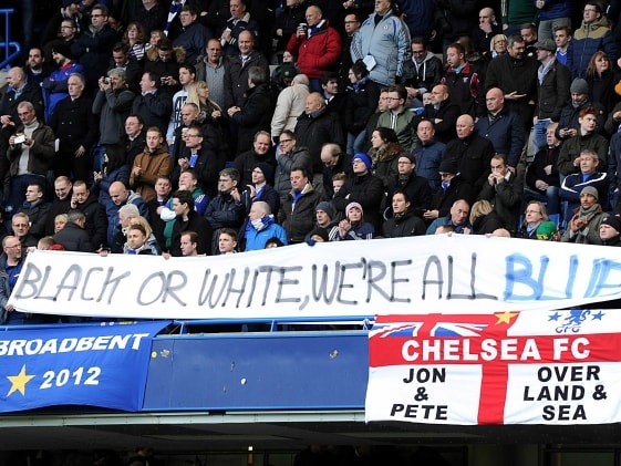 Chelsea Fans Caught in New Racism Claims