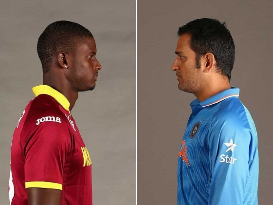 Friend to Foe as Holder Takes on CSK Captain MS Dhoni