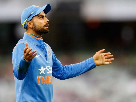 World Cup 2015: Angry Virat Kohli Abuses Journalist at Training