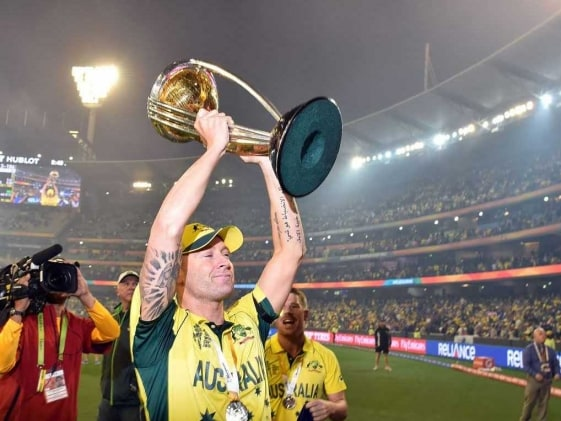 Emotional Clarke Dedicates World Cup 2015 Win to Phillip Hughes