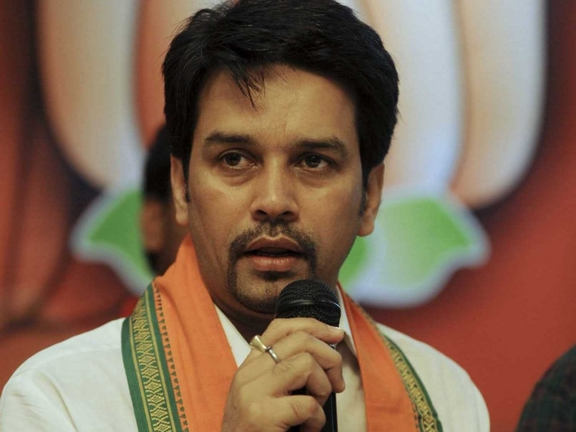 Anurag Thakur Hits Back at N Srinivasan on Bookie Links Allegation