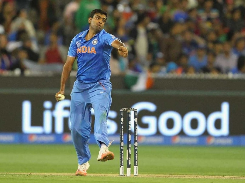Ravichandran Ashwin Only Indian in NDTV's World Cup 2015 Dream Team