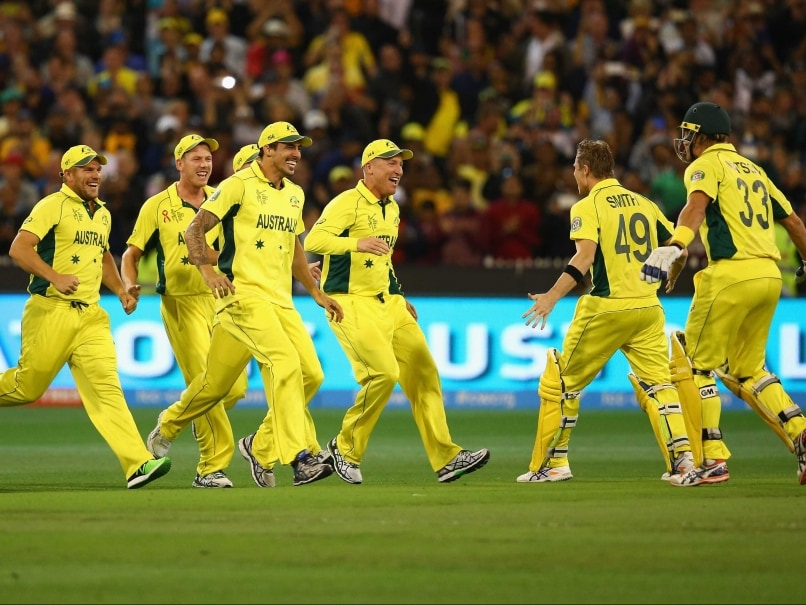 Aussies World Cup Winners for 5th Time