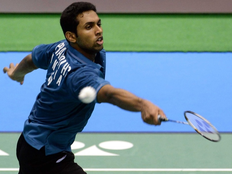 HS Prannoy Out of India's Thomas Cup Team Due to Foot Injury