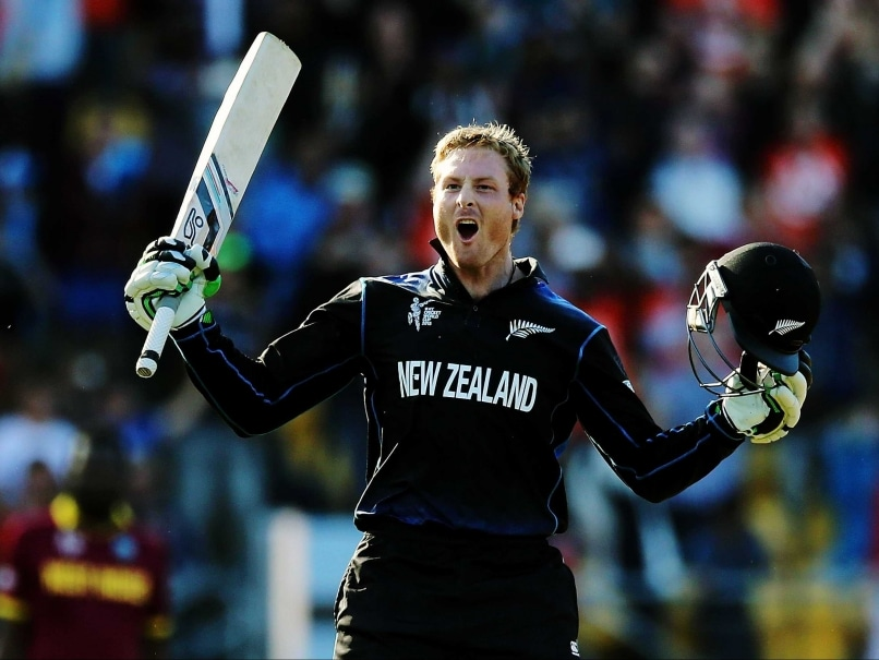 Martin Guptill 200 West Indies