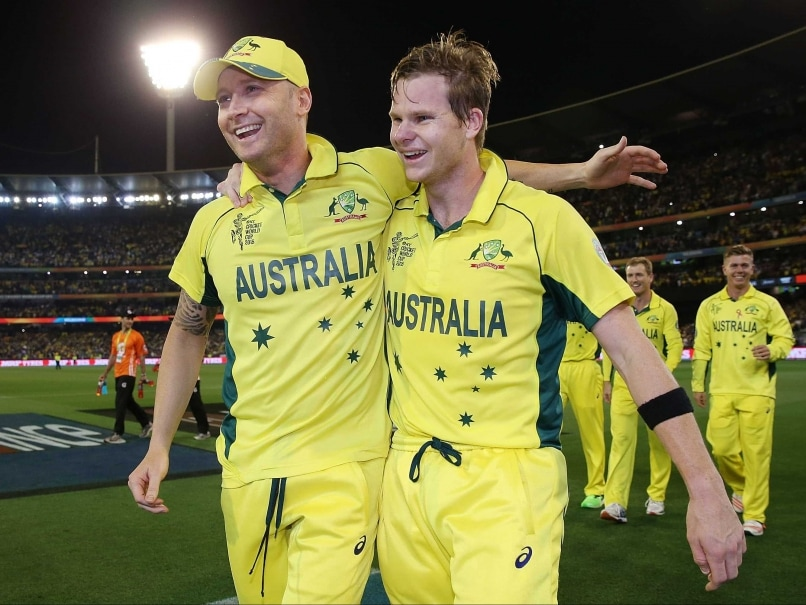 Cricket World Cup: Steven Smith Has Shown Why he Should be Next Aussie ...
