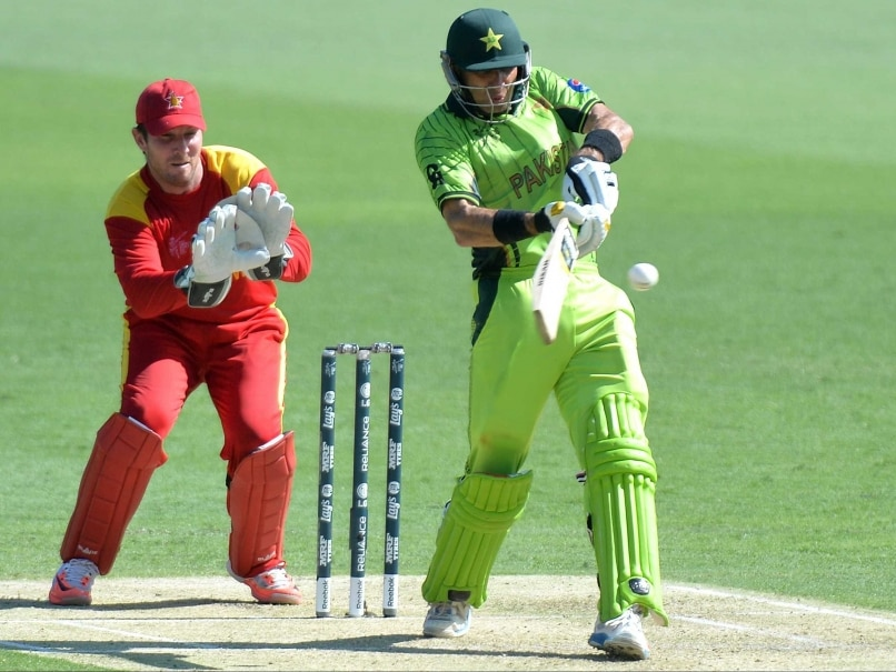 Pakistan's Century-Less Misbah-ul-Haq Creates Captaincy Record With Another ODI Fifty