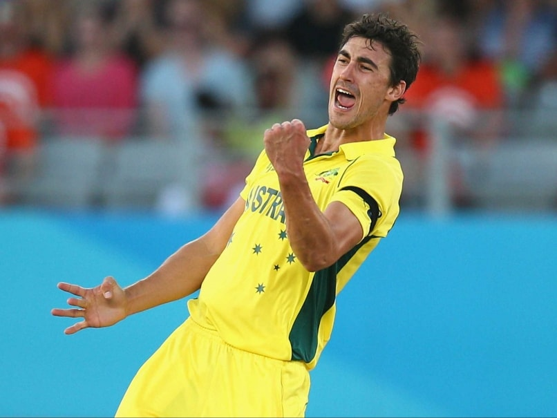 Cricket World Cup: Mitchell Starc Would be Crucial Against India in ...