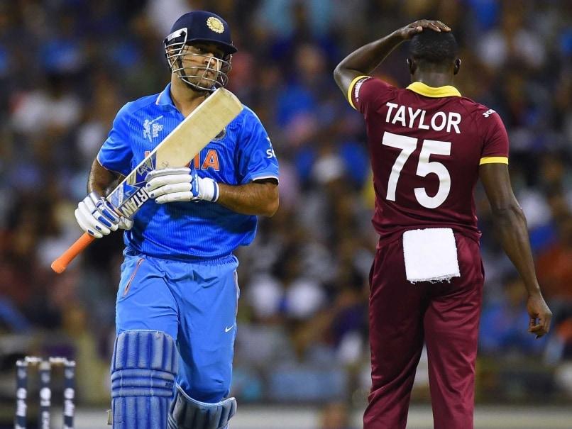 2015 World Cup: India beat the West Indies by 4 wickets in a low scoring game