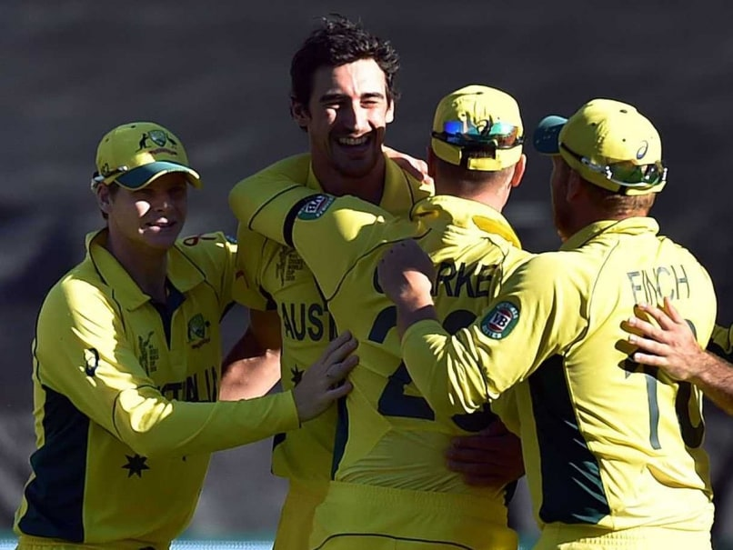 World Cup 2015: Mitchell Starc Reveals Plan to Dismiss Brendon McCullum