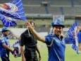 IPL Champions Mumbai Indians Party in Style at Wankhede