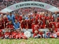 Champions Bayern Munich Sign Off With Win Over Mainz