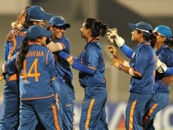 Anuja Patil Shines as Indian Women's Team Beat Sri Lanka in First T20