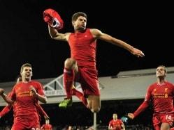 Steven Gerrard Will Pull on Liverpool Shirt in Legends Match