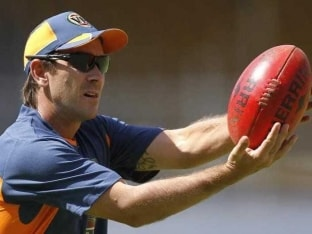 Justin Langer in no Rush to Become Full-Time Australia Coach