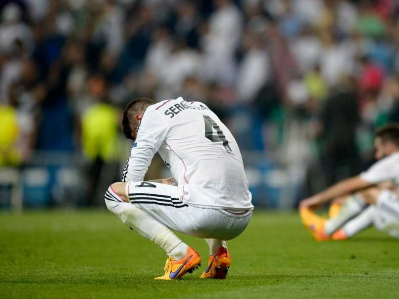 Sergio Ramos Laments Missed Chances in Champions League ...