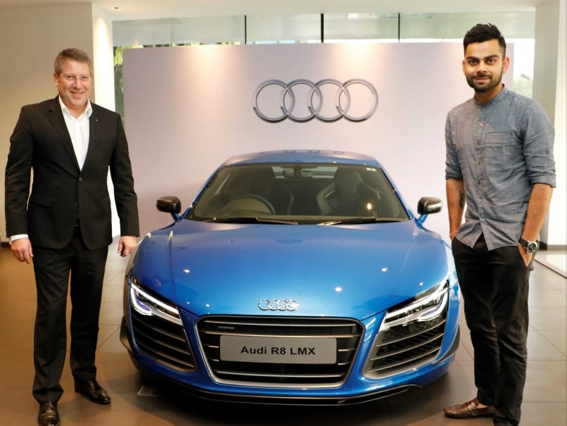 Virat Kohli Buys An Audi Becomes One Of 99 To Own Limited