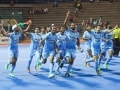 Junior Asia Cup: Victorious Indian Team Returns Home to Warm Reception